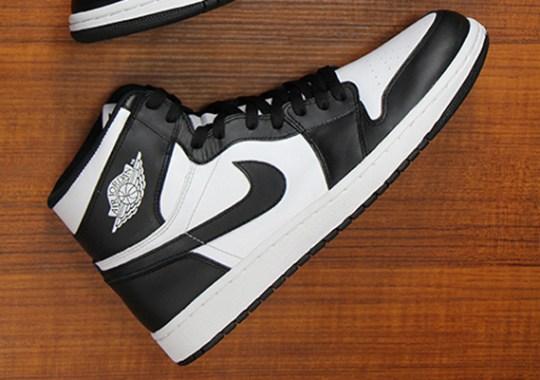 """""""Black/White"""" Air Jordan 1 Retro High OG"""