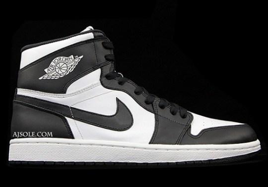 The Original Black/White Air Jordan 1 Is Set To Return