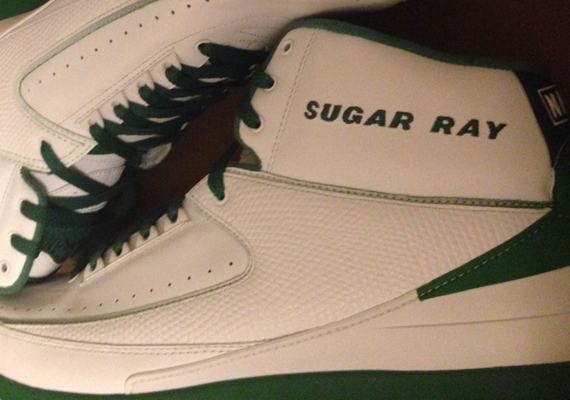 sports shoes 3b2ad 9e292 Air Jordan 2 - Ray Allen