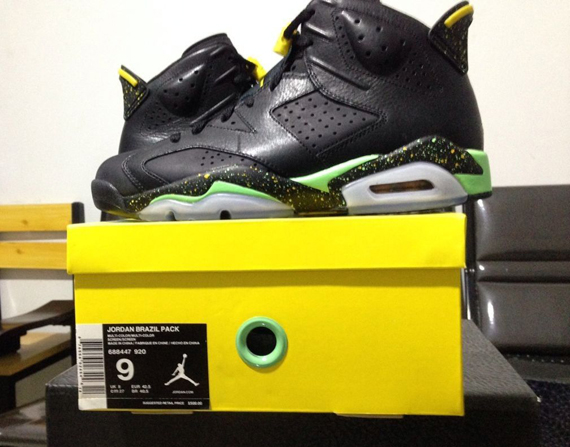 8eec121b006 Jordan Brazil Pack - Release Date - SneakerNews.com