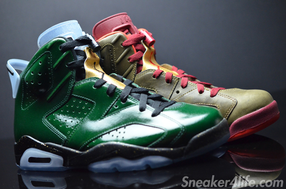"new product 675f3 7081c Air Jordan 6 ""Champagne"" Release Date  06 14 14. Price  250"