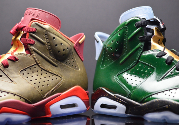 save off 584bf 9eceb canada the air jordan 6 cigar and champagne will release on june 14th with  a retail