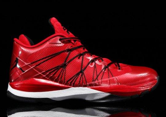 Jordan CP3.VII AE – Gym Red – Black – White