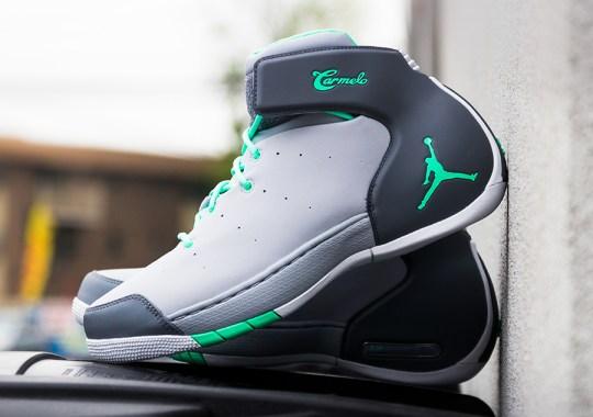 "Jordan Melo 1.5 ""Green Glow"""