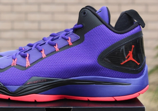 Jordan Super.Fly 2 PO – Dark Concord – Black – Infrared