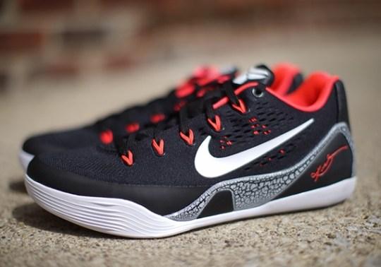 """Nike Kobe 9 EM """"Laser Crimson"""" – Release Reminder"""