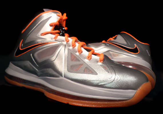 Nike LeBron 10 Diana Taurasi quot Phoenix Mercuryquot PE