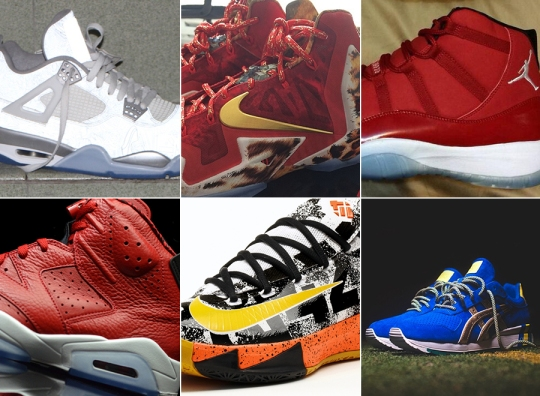 10 Sneaker Headlines To Remember From May 2014