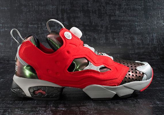 MegaHouse x Reebok Insta Pump Fury quot Ghost in the Shell: Arisequot