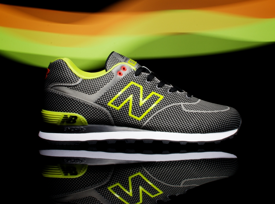 new balance woven 574 sneakers news