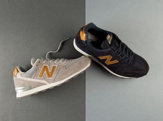 "New Balance 996 ""Gold Logo"""