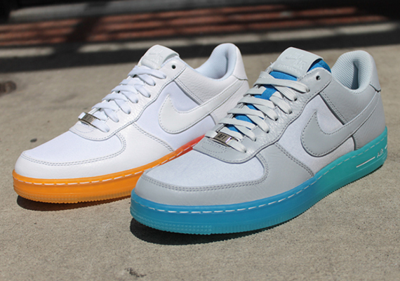 outlet store 4ffb3 e921f wholesale nike air force 1 clear light on the bottom 1c89e 45a18