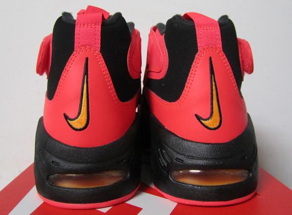 2b9b8f5234 Nike Air Griffey Max 1 - Black - Laser Crimson - Atomic Mango ...