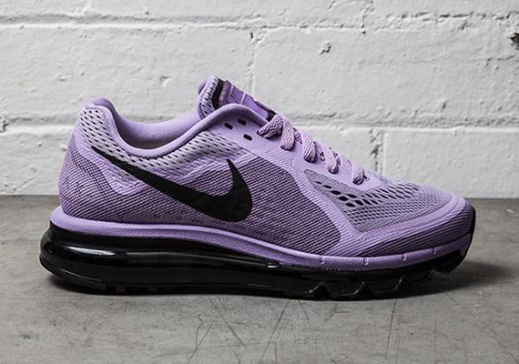 nike air max 2014 mens purple