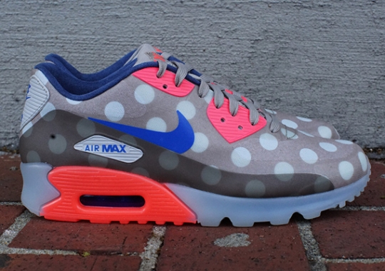 "Nike Air Max 90 ICE ""City Pack"" NYC – Release Date"