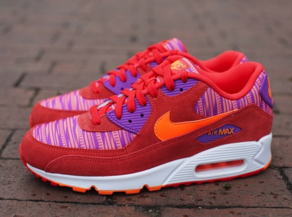 Nike Air Max 90 Essential Light Crimson Total Orange