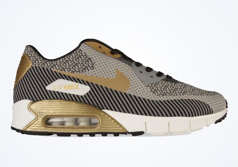 air max 90 gold pack