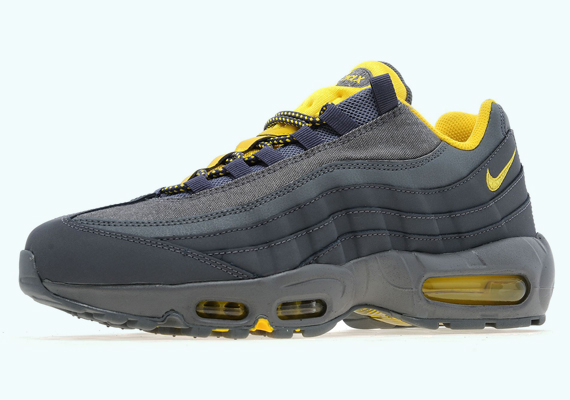 nike air max 95 yellow grey