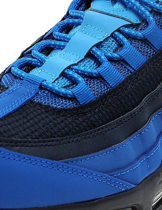 Nike Air Max 95 - Military Blue - Vivid Blue - SneakerNews.com d78840704