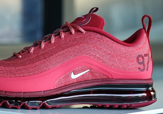 air max 97 men red