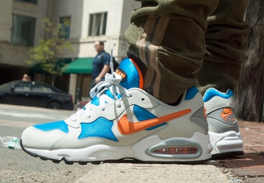 Nike Air Max Triax '94 – Sail – Blue – Orange