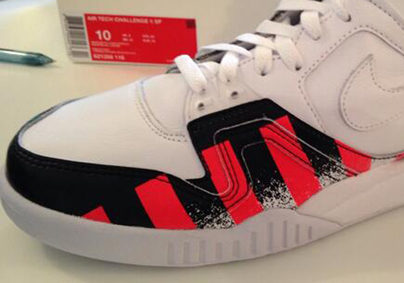 """Nike Air Tech Challenge II SP """"French Open"""""""