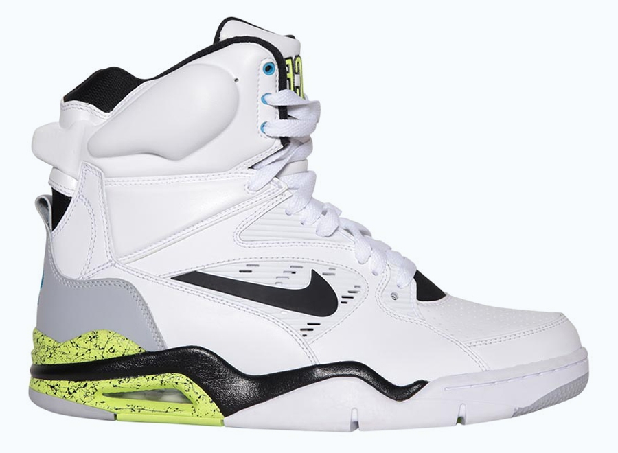 basketball shoes of the 90s - Nike Air Command Force
