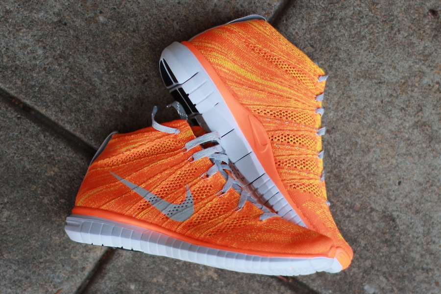 4086ff27113163 Nike Free Flyknit Chukka