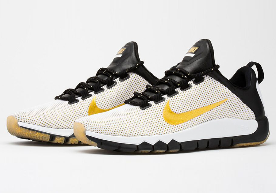 "0449a5fba70d Nike Preps For The NFL Draft With the Free Trainer 5.0 LE ""Paid In Full"""