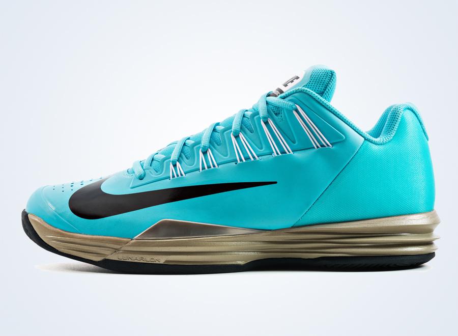 timeless design 836f5 d3aea ... shoes NikeCourt Lunar Ballistec Kliknij na zdjęcie, aby je powiększyć  Nike Unveils 2014 French Open Footwear Collection ...