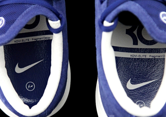 Nike KD 6 Elite by fragment design