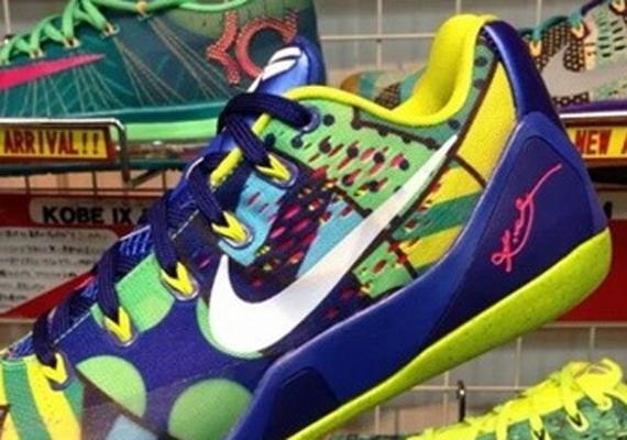 "hot sale online e6fb8 093f0 ""Game Royal"" Nike Kobe 9 EM"