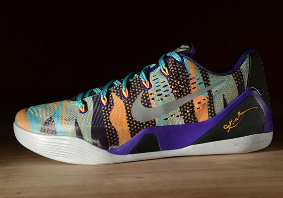 innovative design ce7f3 6e896 Nike Kobe 9 EM