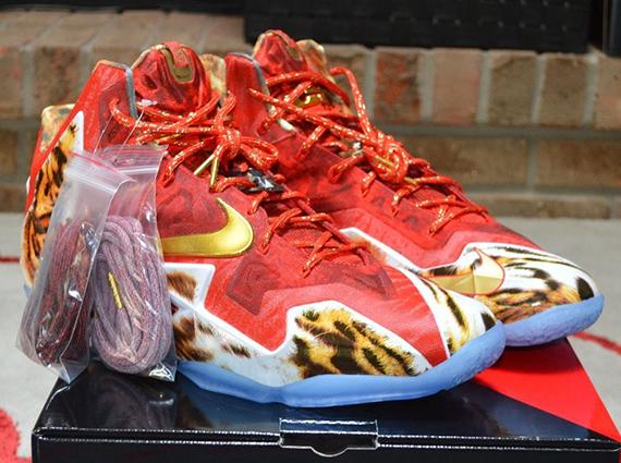 best loved 53f8e e485f ... Nike LeBron 11 2k14 – Available on eBay ...