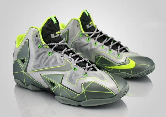 "Nike LeBron 11 ""Vector"" by Revive Customs"