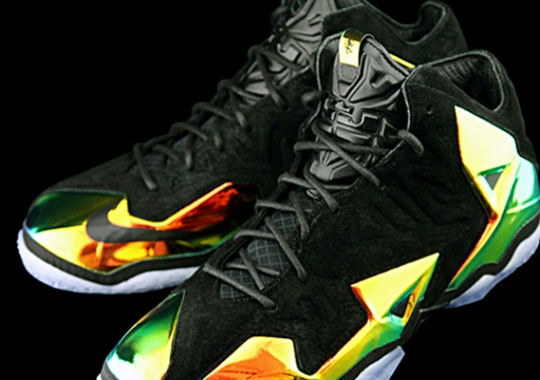"""Is The """"King's Crown"""" The Best Nike LeBron EXT Yet?"""