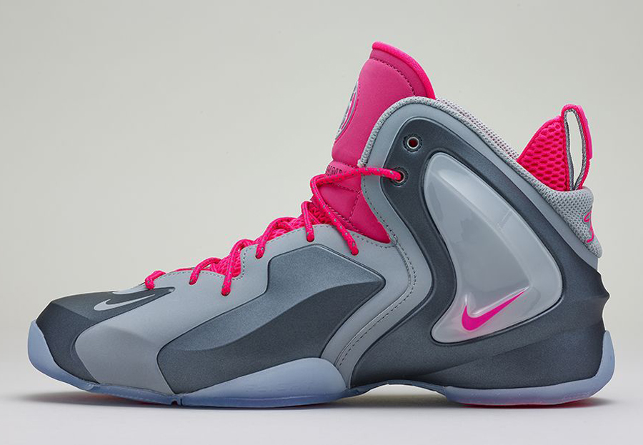 c94232cac3459 Nike Officially Unveils the Lil  Penny Posite in Three New Colorways -  SneakerNews.com