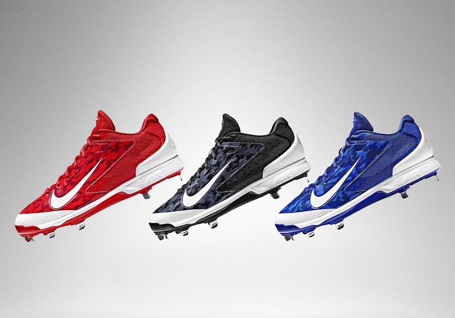 Nike Tacos De Béisbol Huarache Jordans Azul Y Blanco 6qOthLX
