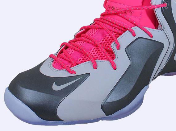 Nike Lil Penny Posite quot Hyper Jadequot quot Hyper Pinkquot Release Date