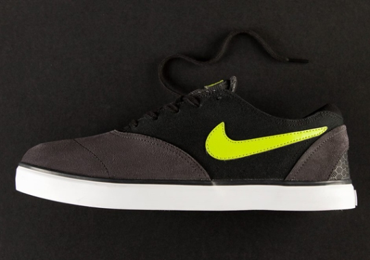 Nike SB Eric Koston 2 LR – Anthracite – Green – Black