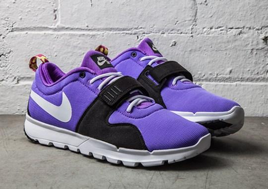 "Nike SB Trainerendor SE ""Purple Venom"""
