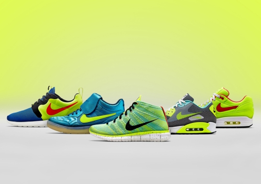 Nike Sportswear Mercurial and Magista Collections