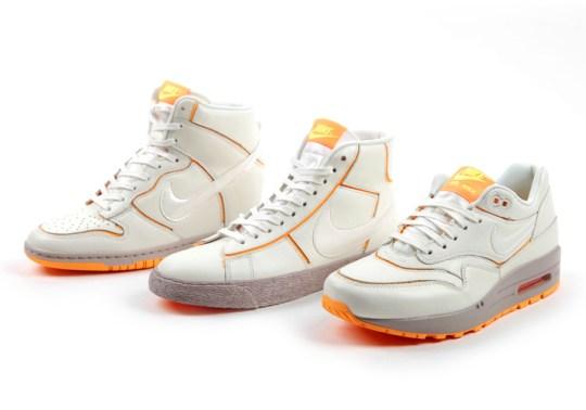 "Nike Sportswear Womens Cut Out ""Atomic Mango"" Pack"