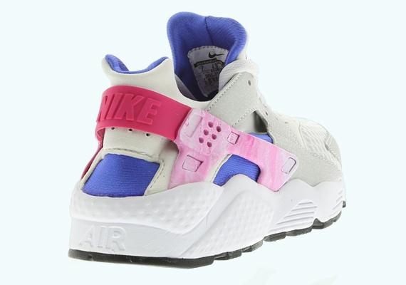 Nike Light Foil Women's Grey Air Huarache Game Base Pink Royal rPrTq