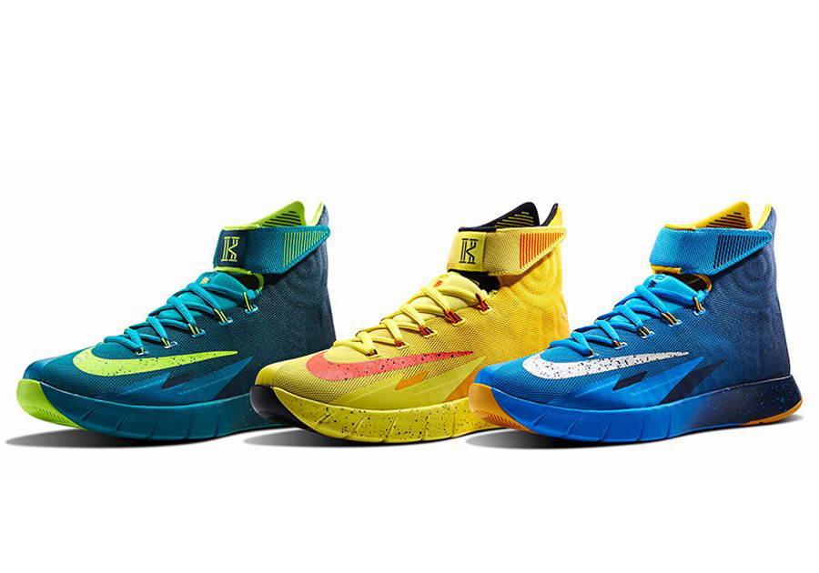 Nike Zoom HyperRev PE Collection