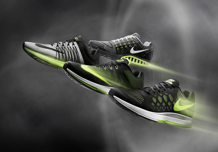 nike zoom running 2014 collection Nike Unveils New Air Zoom Running Collection