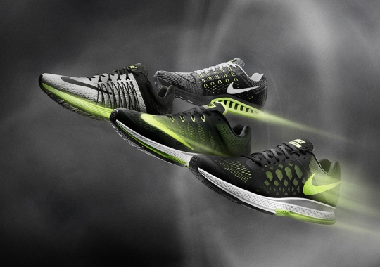 Nike Unveils New Air Zoom Running Collection