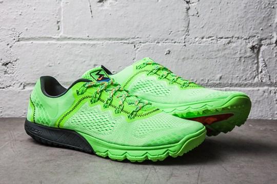 Nike Zoom Terra Kiger – Flash Lime – Prize Blue