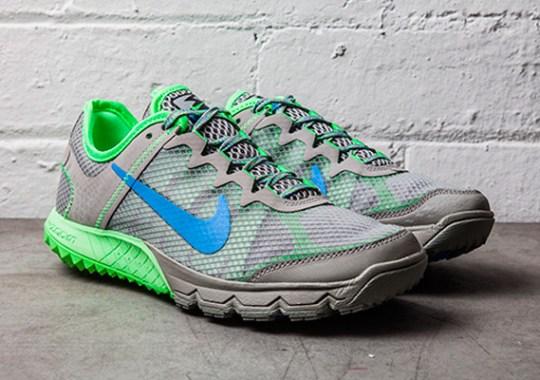 Nike Zoom Wildhorse – Mercury Grey – Flash Lime