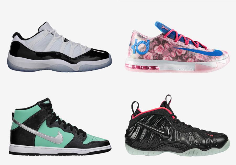 newest bf13c 730c4 Nikestore Restocks Air Jordans, Nike Basketball, and More